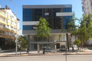 Antalya Ahmet Necati Ulutaş İş Merkezi
